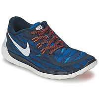 Baskets basses Nike FREE 5.0 PRINT JUNIOR