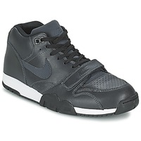 Chaussures Homme Baskets basses Nike AIR TRAINER 1 MID Noir