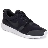 Chaussures Homme Baskets basses Nike ROSHE ONE FLEECE Noir