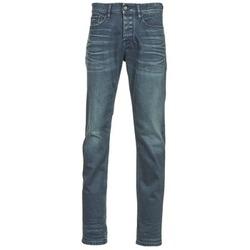 Vêtements Homme Jeans slim Calvin Klein Jeans SLIM STRAIGHT Bleu foncé