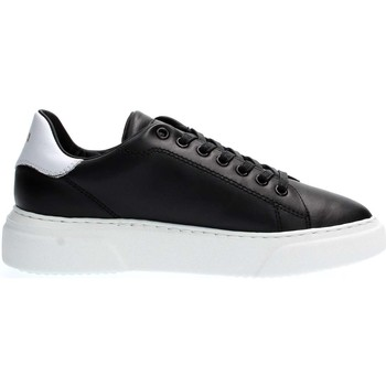 Chaussures Femme Baskets basses Philippe Model Paris BPLD TEMPLE PUR BLACK