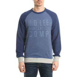 Vêtements Homme Sweats Lee Sweat Raglan  Bleu Bleu