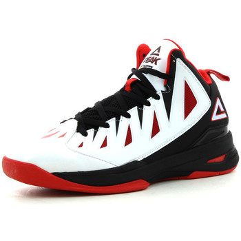 Chaussures Homme Basketball Peak Speed Eagle White/Red
