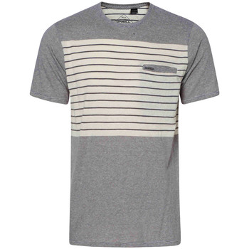 Vêtements Homme T-shirts manches courtes O'neill Sunday S/SLV Tee White AOP