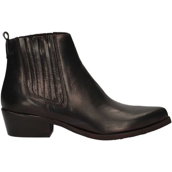 Chaussures Femme Bottines Cube 803 NOIR