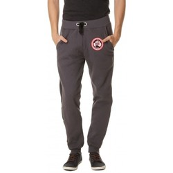 Pantalons de survêtement Geographical Norway Survêtement / Jogging Géographical norway Morgeous Gris Foncé