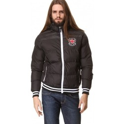 Vêtements Homme Doudounes Geographical Norway Blouson Géographical norway  Belton Noir Noir