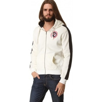 Vêtements Homme Sweats Geographical Norway Sweat Géographical norway  Glida Blanc Blanc