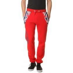 Vêtements Homme Pantalons de survêtement Geographical Norway Survêtement / Jogging Géographical norway  Mavity Rouge Rouge
