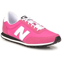 Chaussures Homme Baskets basses New Balance U410 Rose / Blanc