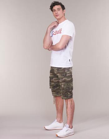 Tr Schott ShortsBermudas Homme Ranger Camo Vêtements f6byvY7g