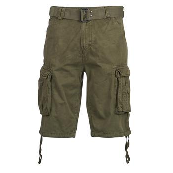Vêtements Homme Shorts / Bermudas Schott TR RANGER Kaki
