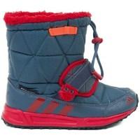Chaussures Enfant Bottes de neige adidas Originals Zambat C Rouge, Bleu, Graphite