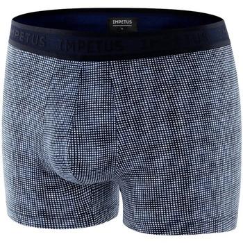 Vêtements Homme Boxers / Caleçons Impetus Boxer homme Antas bleu Bleu