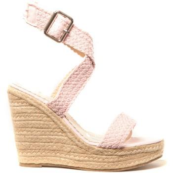 Chaussures Femme Espadrilles Cassis Côte D'azur Chaussures Alika Rose Rose