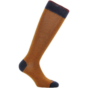 Accessoires Homme Chaussettes In The Box CLASSIC STRIPES jaune
