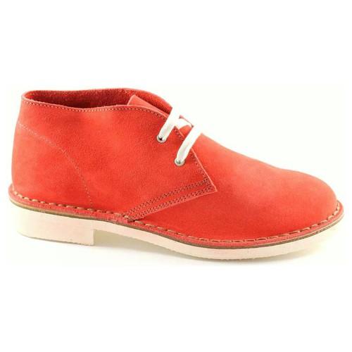 Chaussures Boots Manifatture Italiane MANIFATTURE ITALIENNES chaussures 2361 de homard bottes de rando Arancione