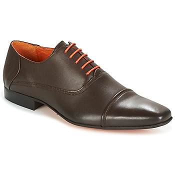 Chaussures Homme Richelieu Carlington ETIPIQ Marron
