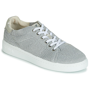 Chaussures Femme Baskets basses Mustang 1321301-23 Argent
