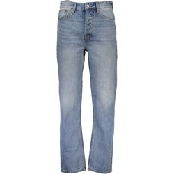 Vêtements Homme Jeans droit Guess M73AS1R2IB0 BLUE WRST