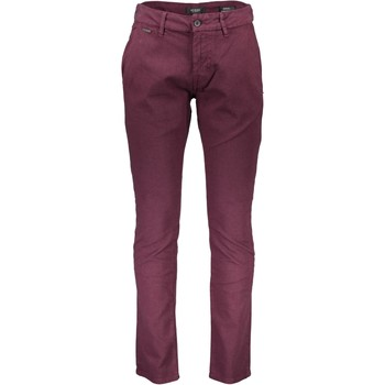 Vêtements Homme Chinos / Carrots Guess M74B29W9380 VIOLET A570
