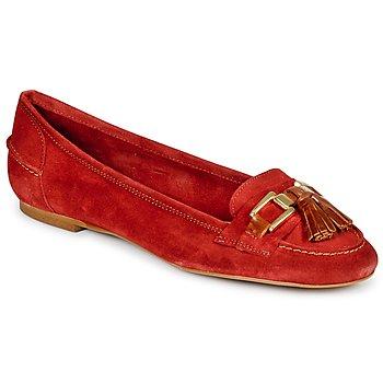 Chaussures Femme Mocassins StylistClick NIAKO Rouge