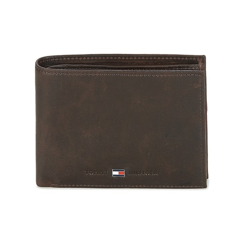 Sacs Homme Portefeuilles Tommy Hilfiger JOHNSON CC AND COIN POCKET Marron