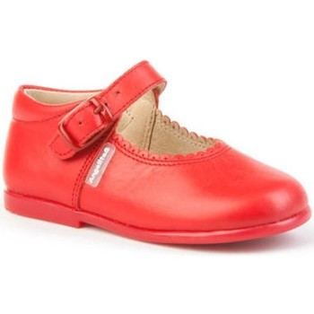 Chaussures Fille Ballerines / babies Angelitos 13974-15 Rouge