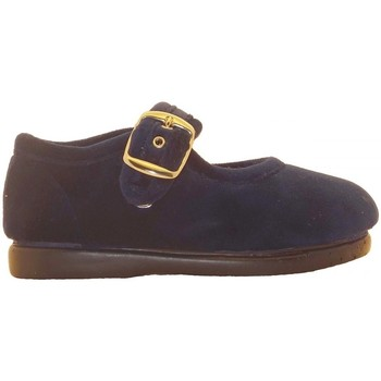 Chaussures Fille Ballerines / babies Colores 021060 Marino Bleu