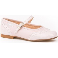 Chaussures Fille Ballerines / babies Angelitos 22710-15 Rose