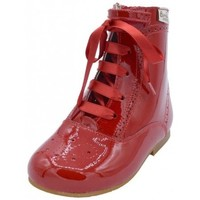 Chaussures Fille Bottes ville Bambinelli 15705-18 Rouge