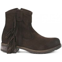 Chaussures Fille Boots Chika 10 22465-24 Marron