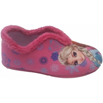 Chaussures Fille Chaussons Colores 024353 Fuxia Rose