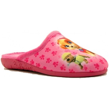 Chaussures Fille Chaussons Colores 027040 Rosa Rose