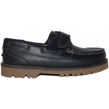 Chaussures Garçon Chaussures bateau Colores NAUTICO 105031 Marino Bleu