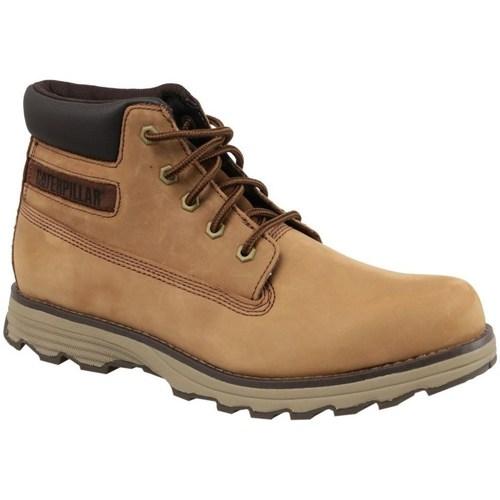 Chaussures Homme Boots Caterpillar Founder Marron