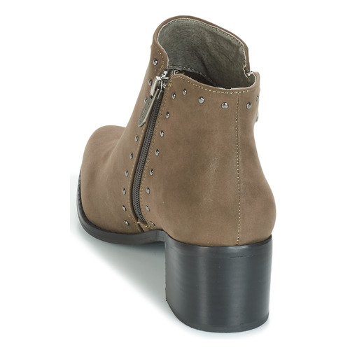 Kaki Chaussures Bottines Lpb Femme Shoes Judith xsQCtdrh
