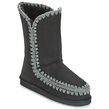 Chaussures Femme Bottes ville LPB Shoes NATHALIE Noir