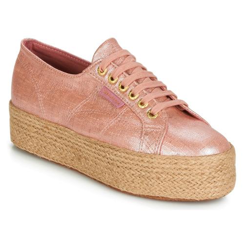 Chaussures Femme Baskets basses Superga 2790 LINRBRROPE Rose