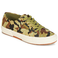 Chaussures Baskets basses Superga 2750 LEAHORSE Camo