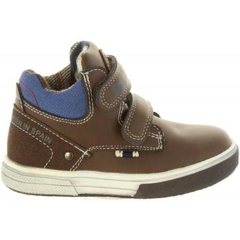 Chaussures Enfant Boots Lois Jeans 46011 Marrón