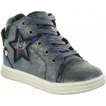 Chaussures Fille Baskets montantes Lois Jeans 46019 Azul