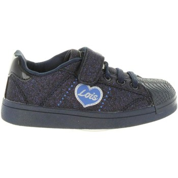 Chaussures Fille Baskets basses Lois Jeans 46065 Azul
