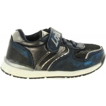 Chaussures Fille Baskets basses Lois 46066 Azul