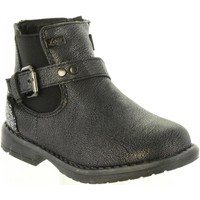 Chaussures Fille Boots Lois Jeans 46069 Plateado