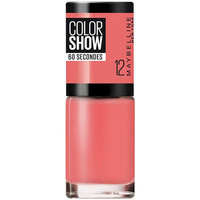 Beauté Femme Vernis à ongles Maybelline New York Vernis COLORSHOW - 12 Sunset Cosmo Autres