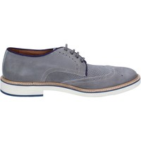 Chaussures Homme Derbies +2 Made In Italy  gris