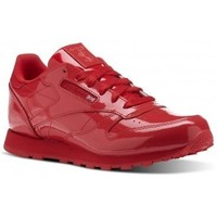 Chaussures Femme Baskets basses Reebok Sport Basket  CLASSIC LEATHER PATENT