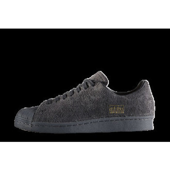Chaussures Homme Baskets basses adidas Originals SUPERSTAR 80s CLEAN - BZ0566 GRIS