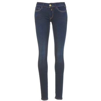 Vêtements Femme Jeans slim Replay LUZ Bleu
